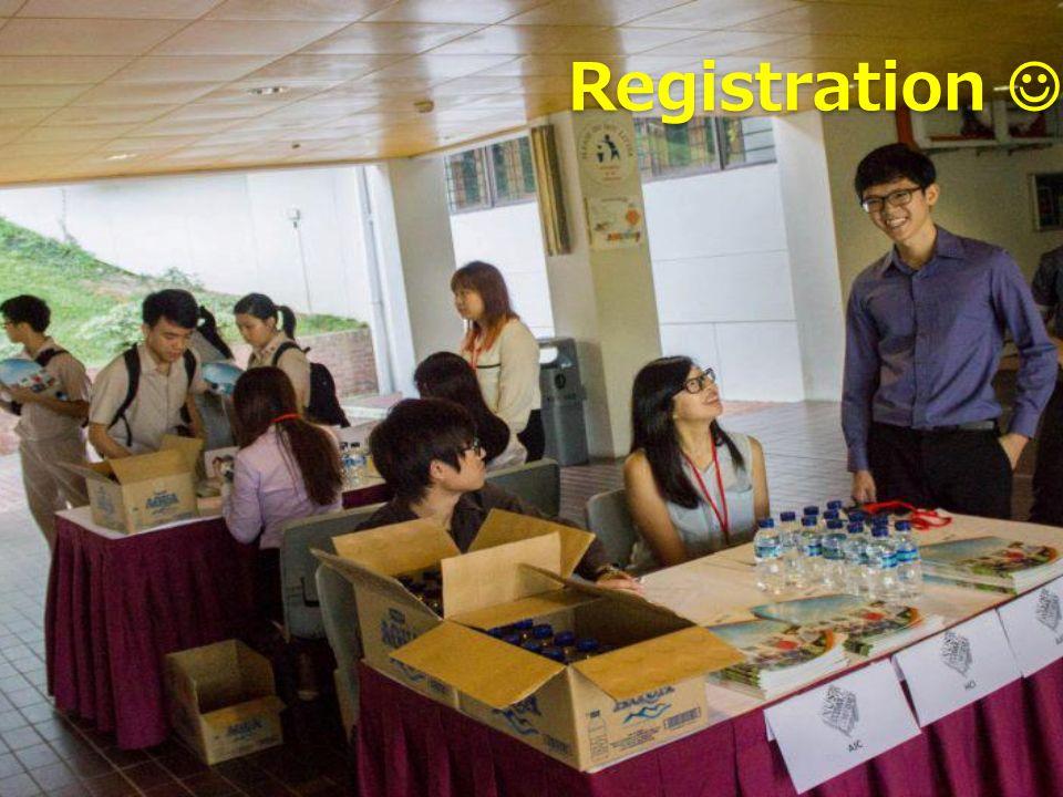 Registration Registration