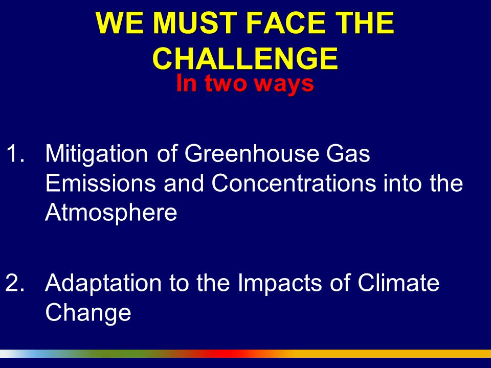 Anthropogenic Climate Change will negatively impact Human health in Africa A 5-7% potential increase in malaria distribution is projected, A 5-7% pote