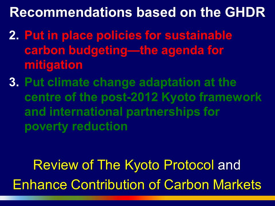 (c) Enhanced action on adaptation, including, international cooperation to support urgent implementation of adaptation actions, risk management and ri