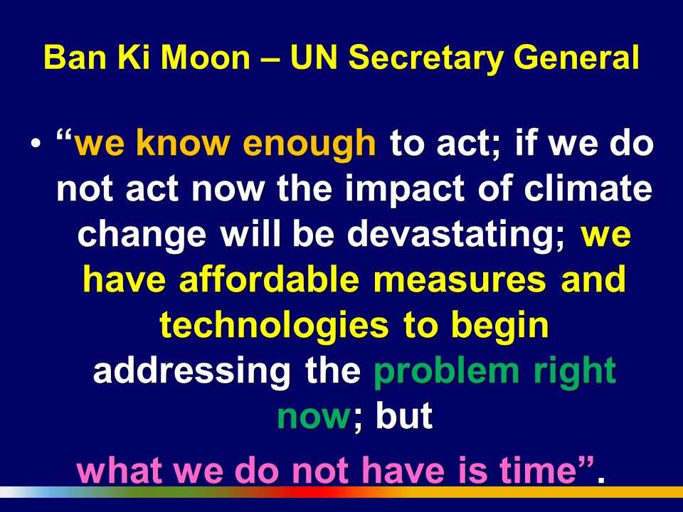 hardest lessons the historically carbon intensive growththe profligate consumption in rich nationsis ecologically unsustainable. 1.The UNDP Global Hum