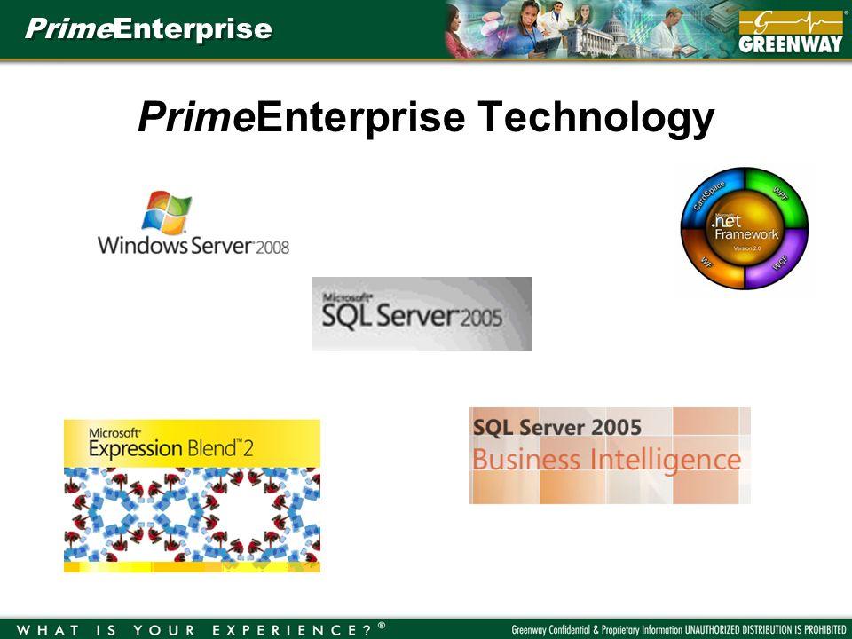 PrimeEnterprise PrimeEnterprise Technology
