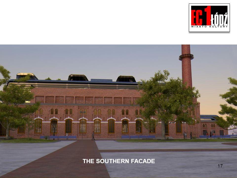 THE SOUTHERN FACADE 17
