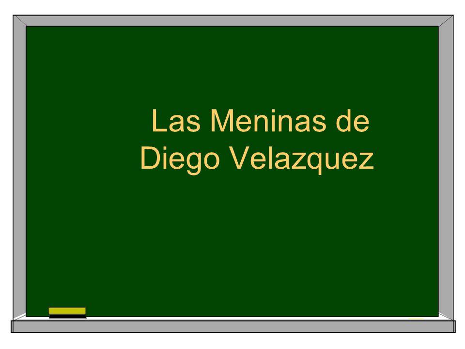 Las Meninas de Diego Velazquez