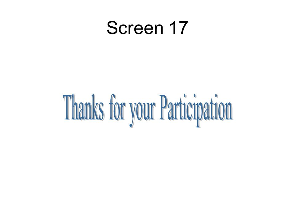 Screen 17