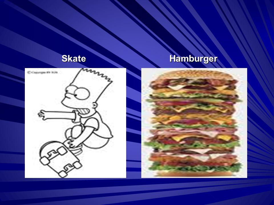 Skate SkateHamburger