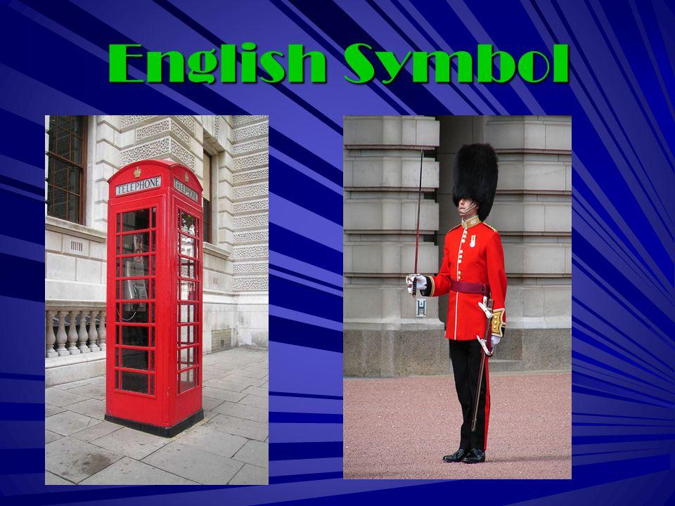 English Symbol