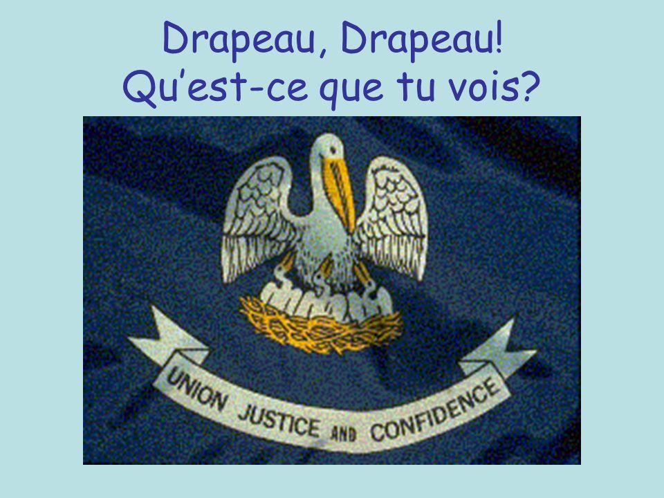 Drapeau, Drapeau! Quest-ce que tu vois?