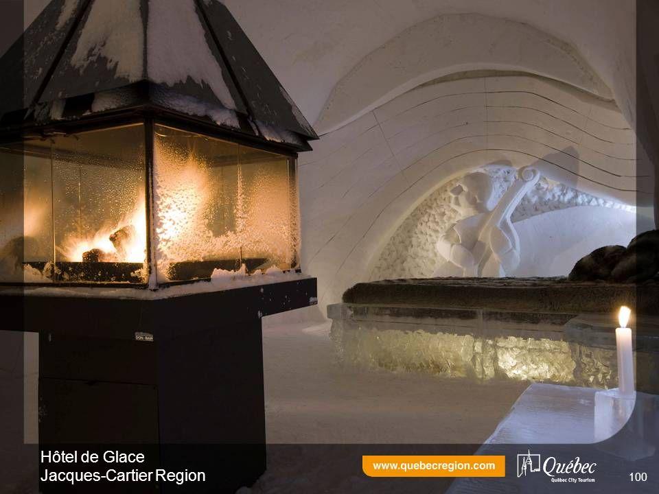 Hôtel de Glace Jacques-Cartier Region 100