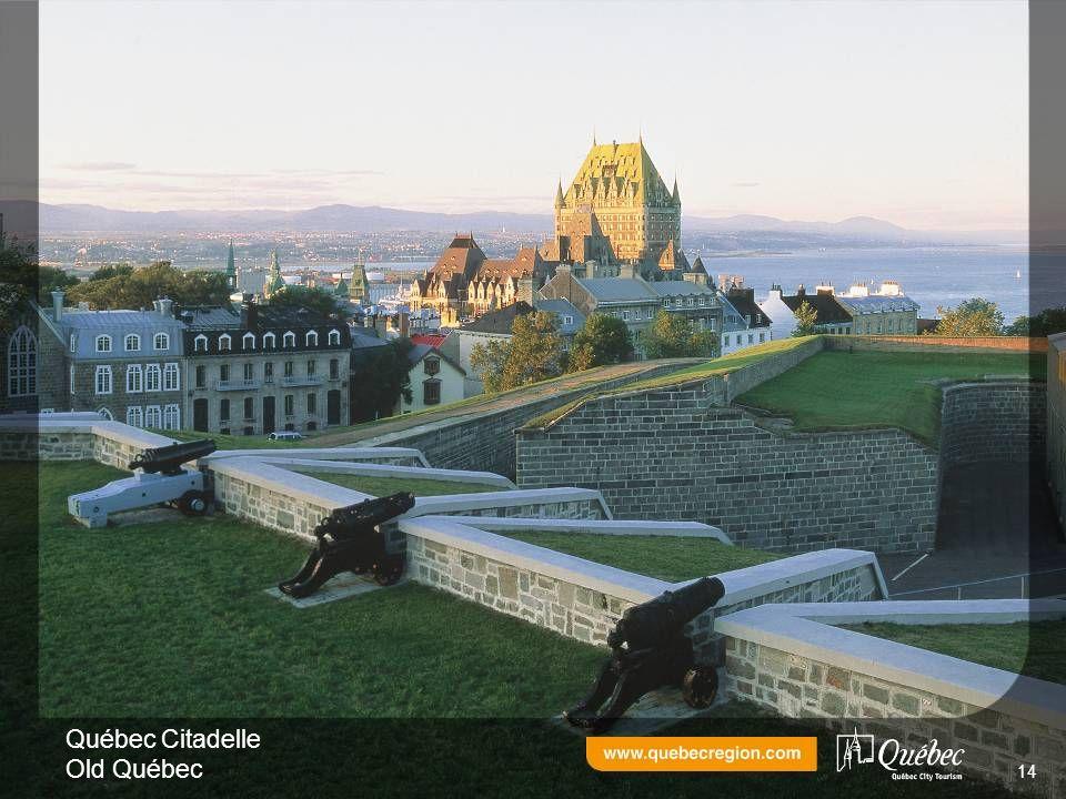 Québec Citadelle Old Québec 14