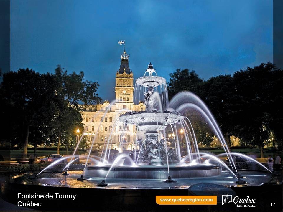 Fontaine de Tourny Québec 17