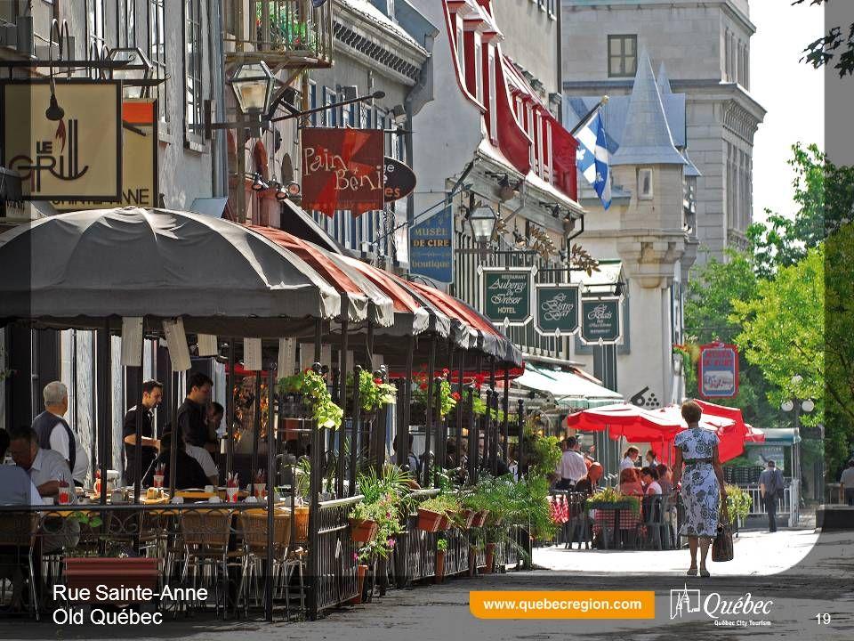 Rue Sainte-Anne Old Québec 19