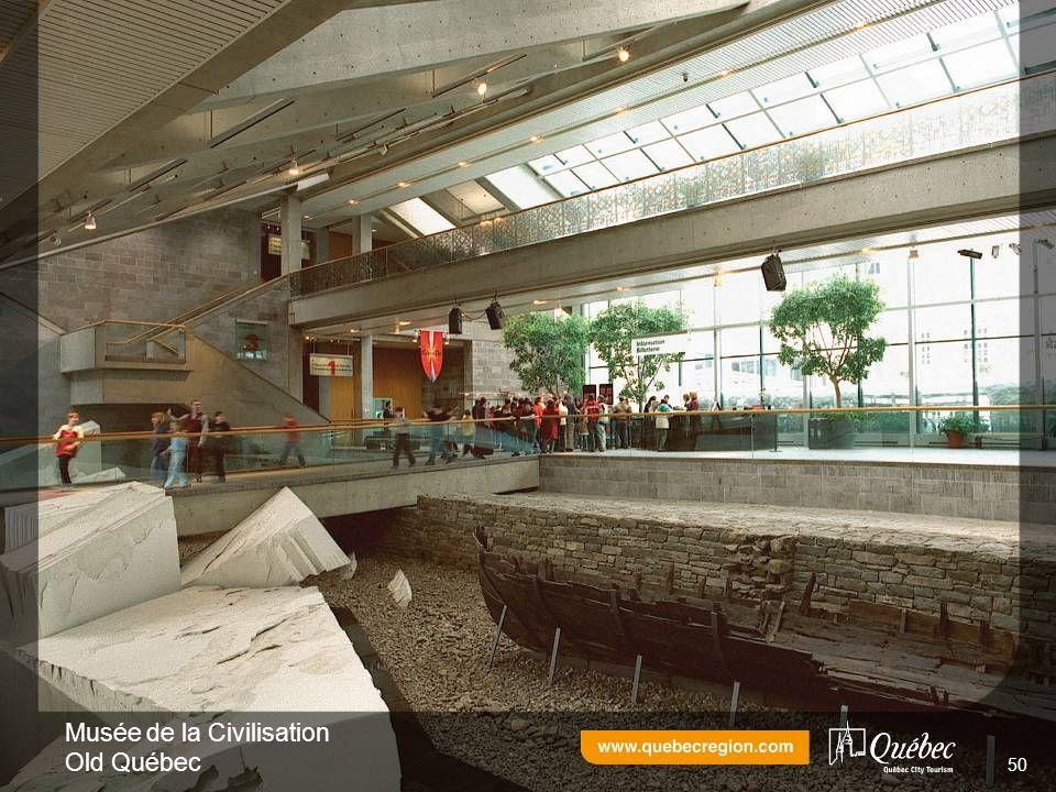 Musée de la Civilisation Old Québec 50