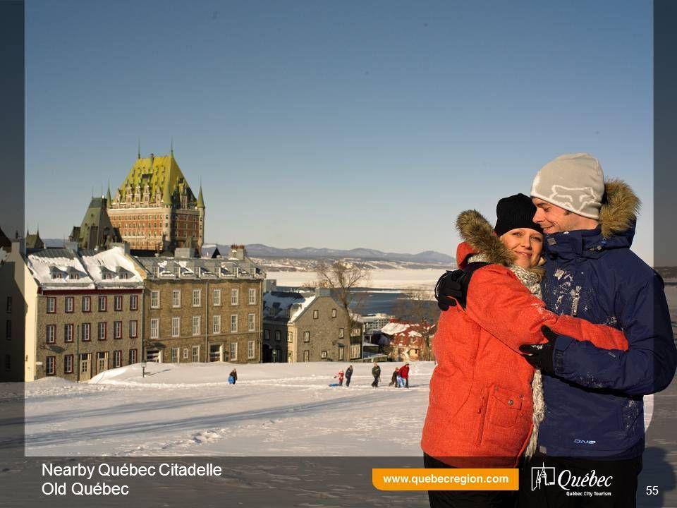 Nearby Québec Citadelle Old Québec 55
