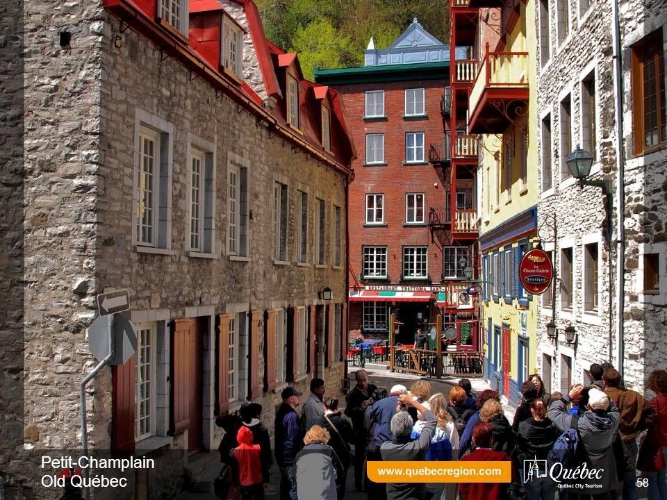 Petit-Champlain Old Québec 58
