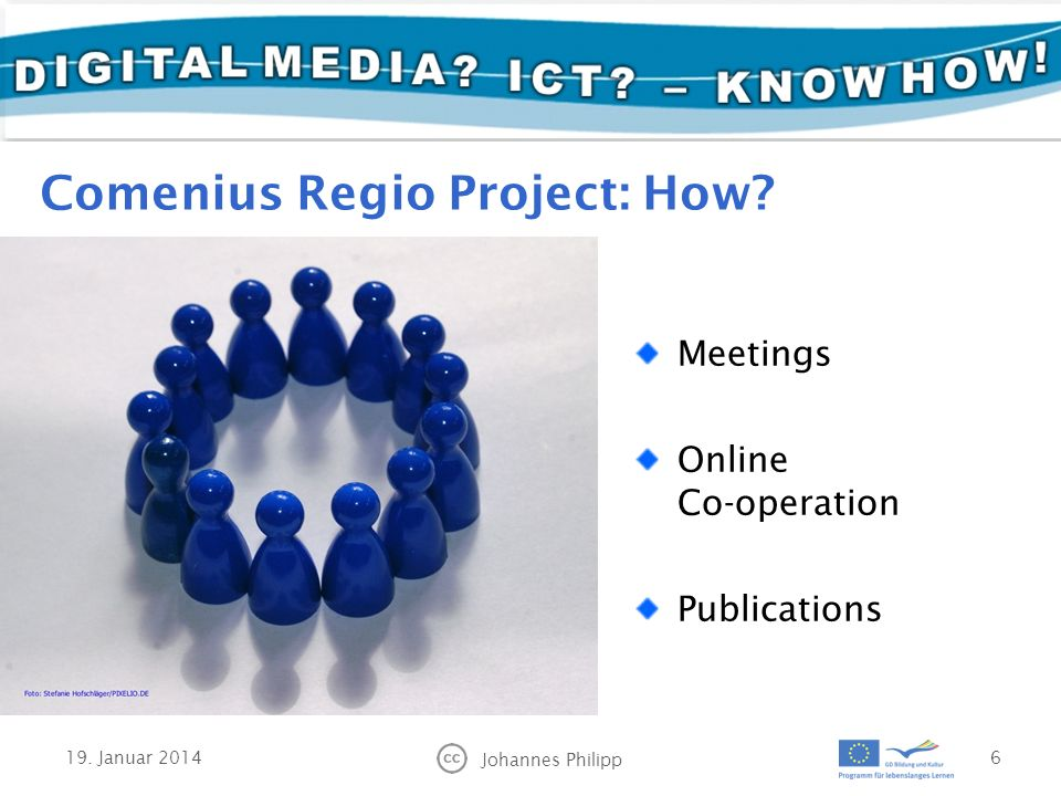 Comenius Regio Project: How. 19.