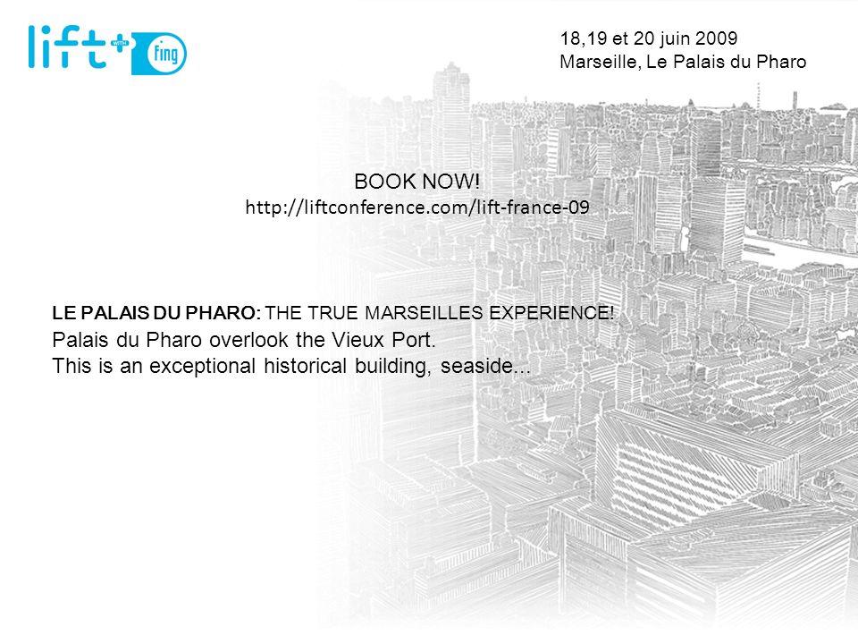 LE PALAIS DU PHARO: THE TRUE MARSEILLES EXPERIENCE.