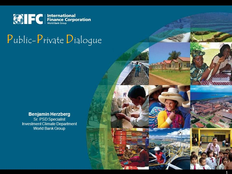IFC and PPDs Why create or support PPDs.How do PPDs work.
