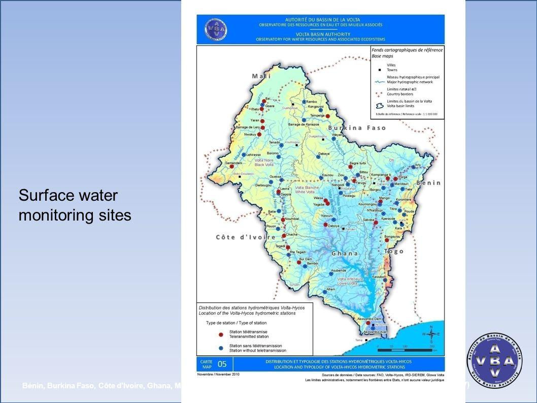 Autorité du Bassin de la Volta (ABV) Bénin, Burkina Faso, Côte dIvoire, Ghana, Mali, Togo Groundwater Resources