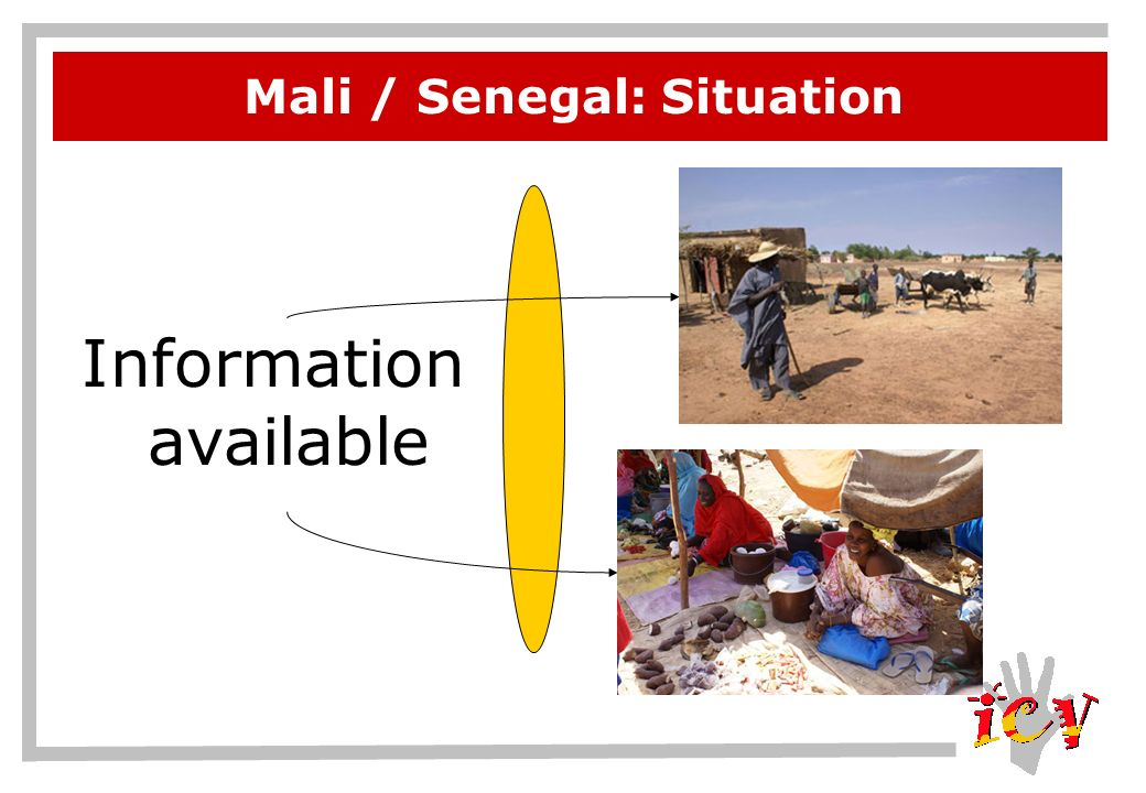 Mali / Senegal: Situation Information available