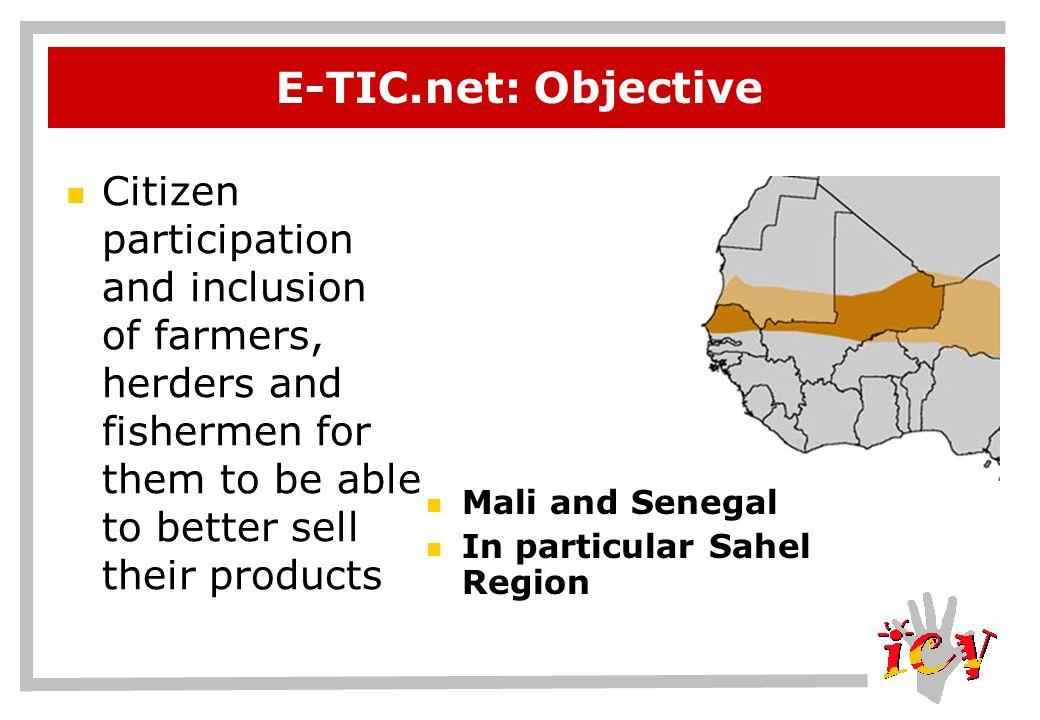 Mali / Senegal: Situation Farmers Herders Fishermen essential pillar of African nations