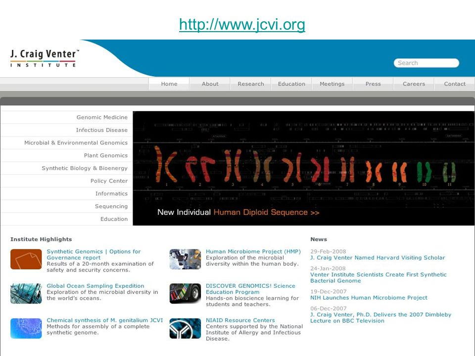 http://www.jcvi.org
