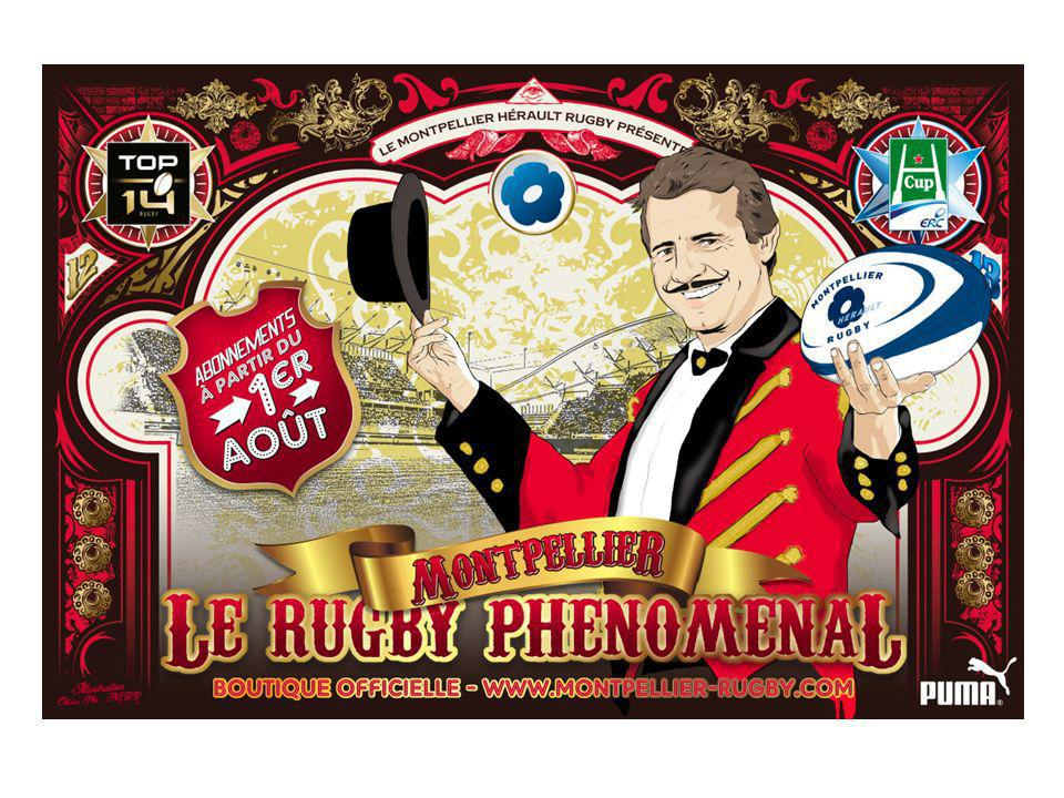 Goals (3 Years) Sport Playoff Top 14 Indenpedant Business Model with owned resources New MHR Identity & Commercial Brand