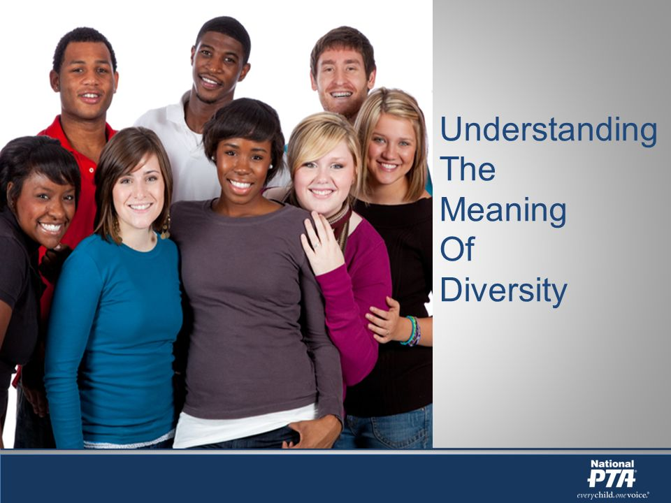 Diversity is… The recognition of diversity within organizations is valuing differences and similarities in people through actions and accountability.
