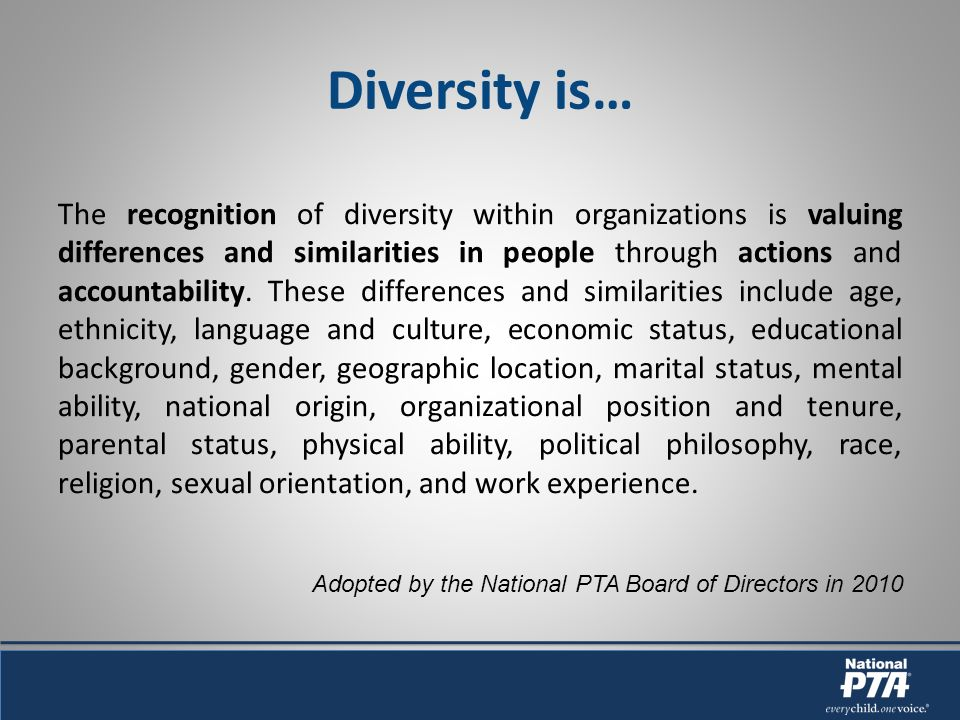 Your Next Steps Moving Diversity & Multiculturalism Forward