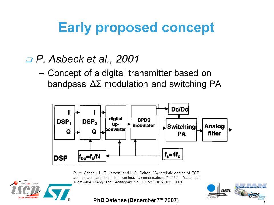 8 PhD Defense (December 7 th 2007) J.