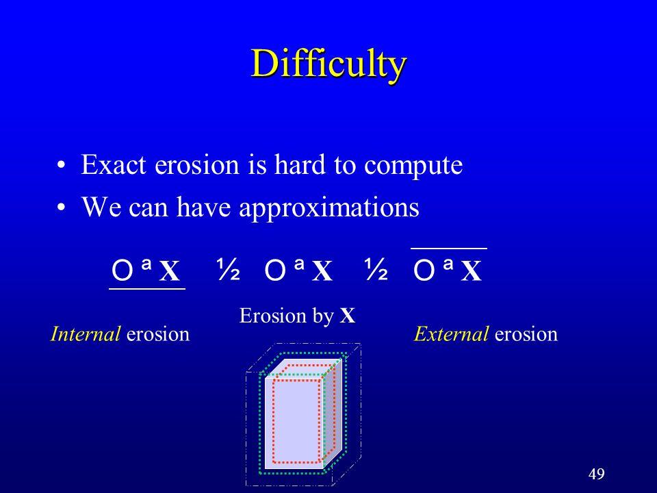 49 Difficulty M E R C R E D I 1 6 O C T O B R E 2 0 0 2 1 2 3 4 5 6 7 8 9 1010 1 1212............
