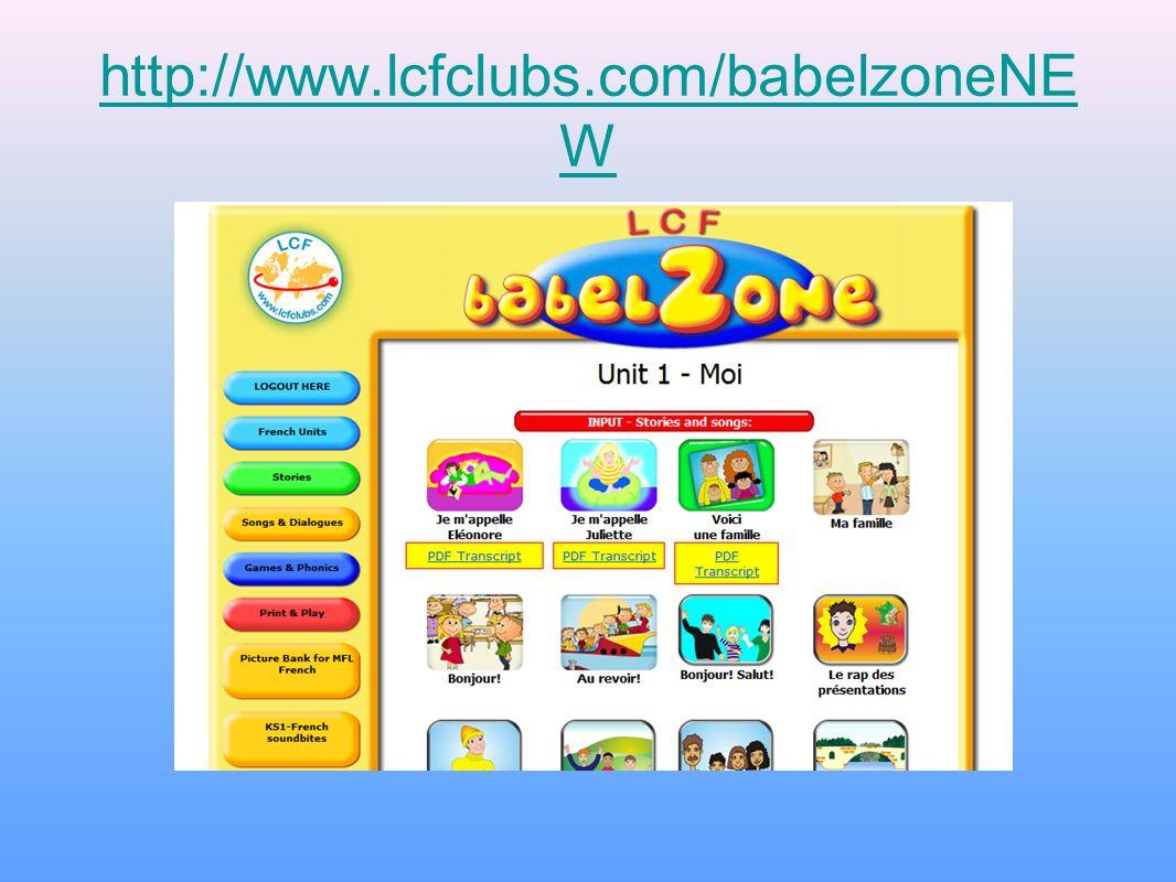 http://www.lcfclubs.com/babelzoneNE W