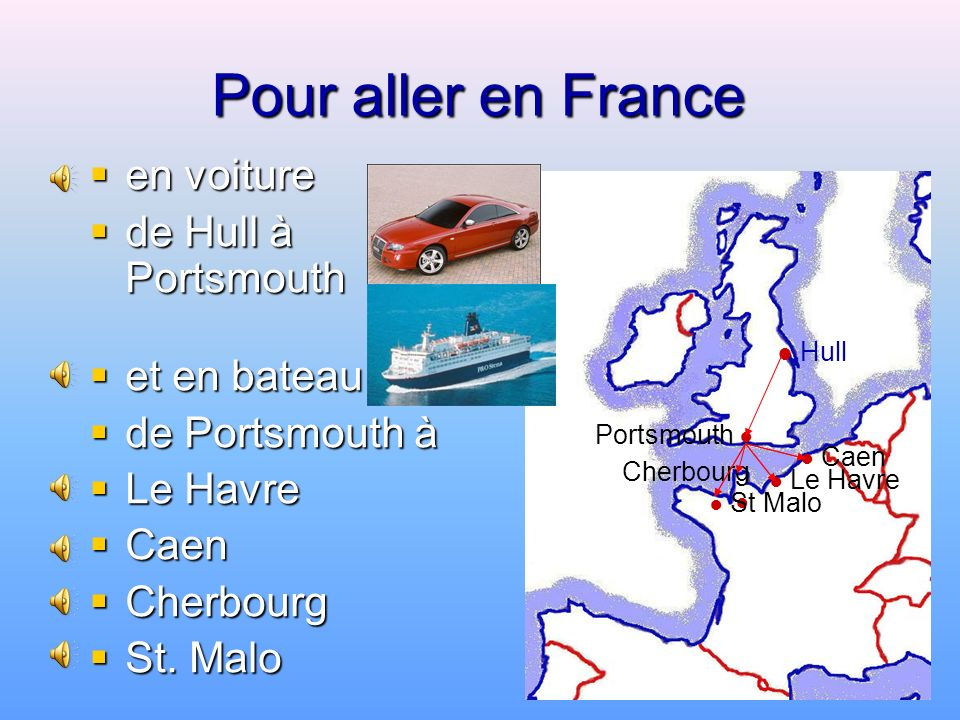 Where do people speak French. Où est-ce quon parle le français.