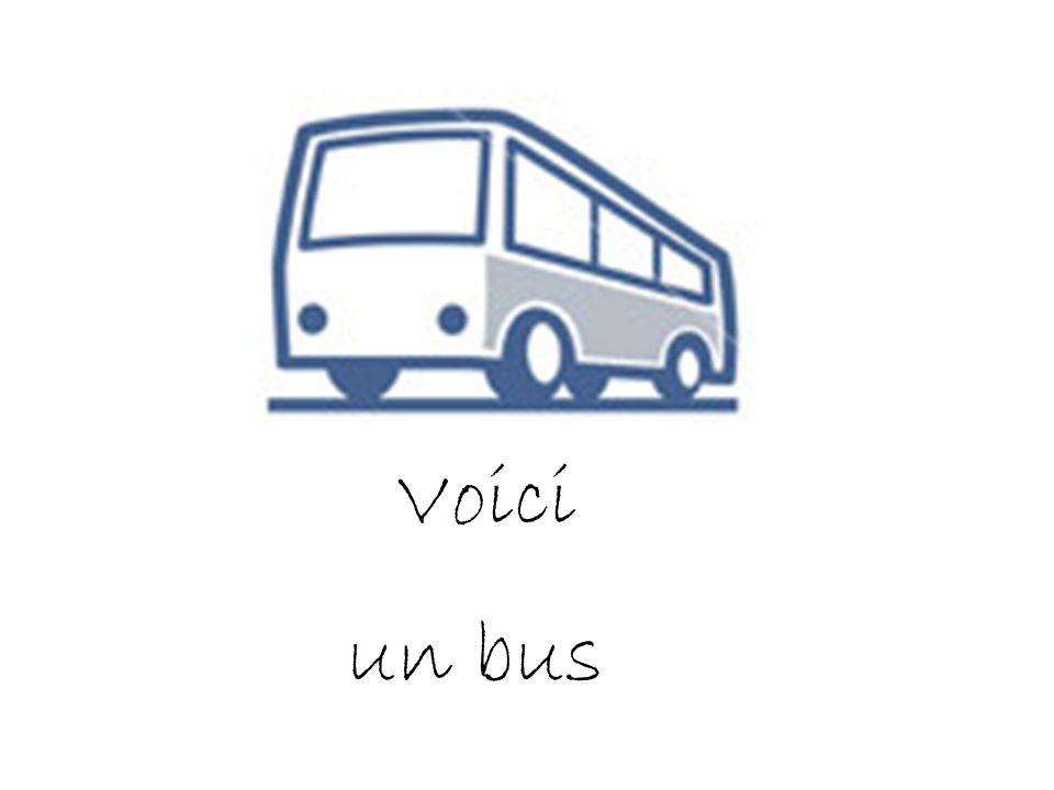 Voici un bus