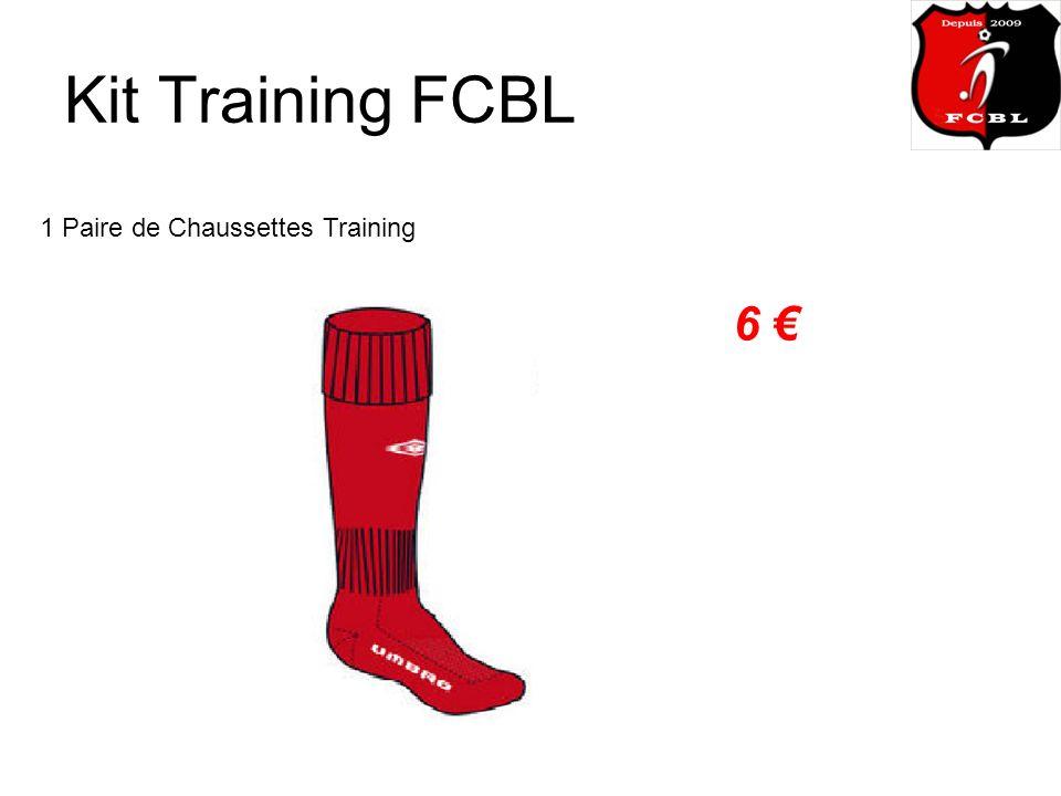 Kit Training FCBL 1 Paire de Chaussettes Training 6