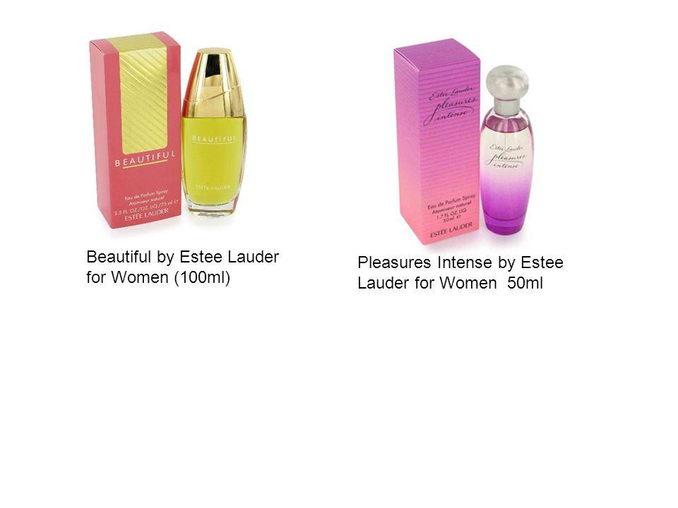 Pleasures Intense by Estee Lauder for Women 50ml Beautiful by Estee Lauder for Women (100ml)