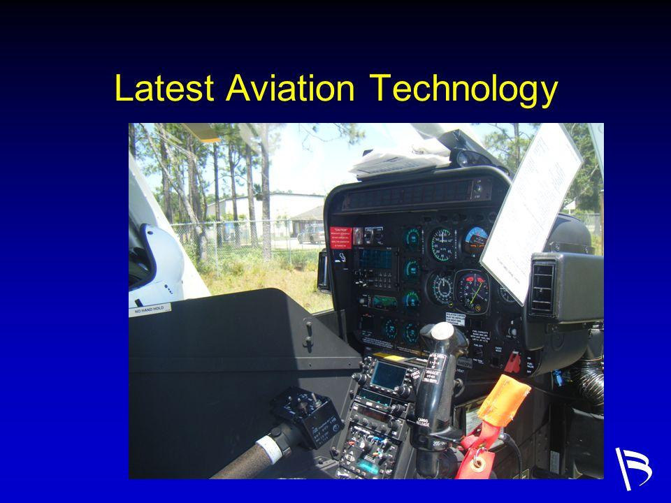 Latest Aviation Technology