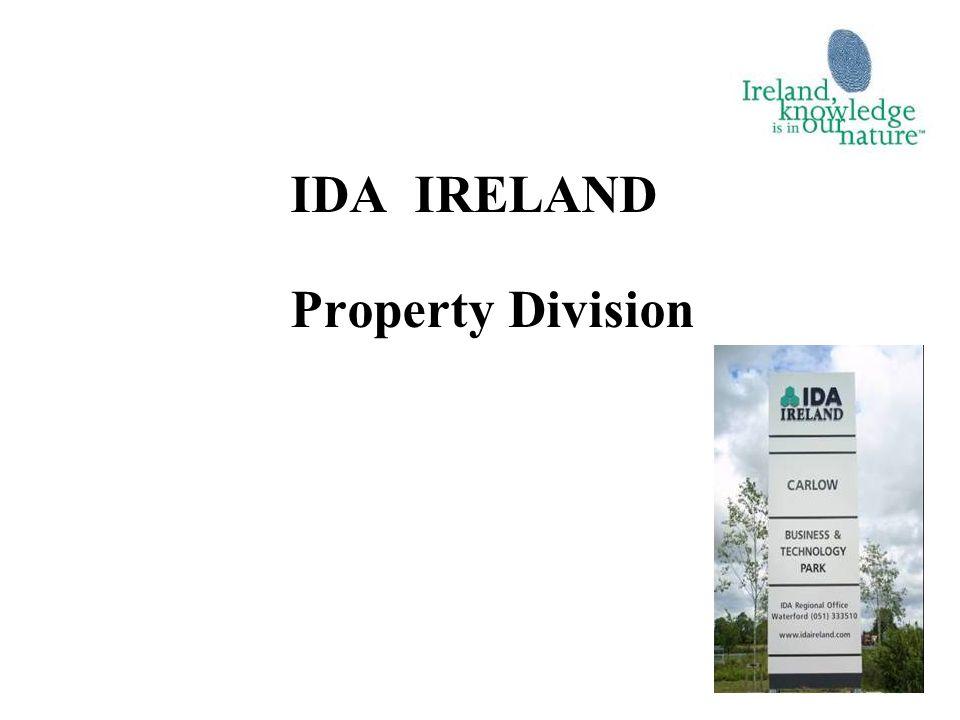 IDA IRELAND Property Division