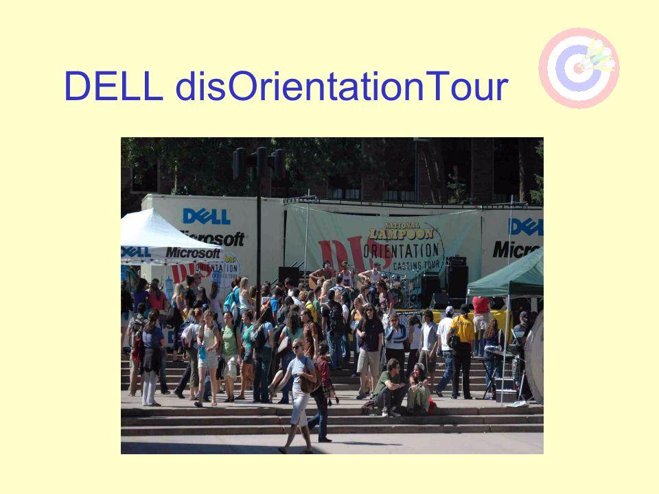DELL disOrientationTour
