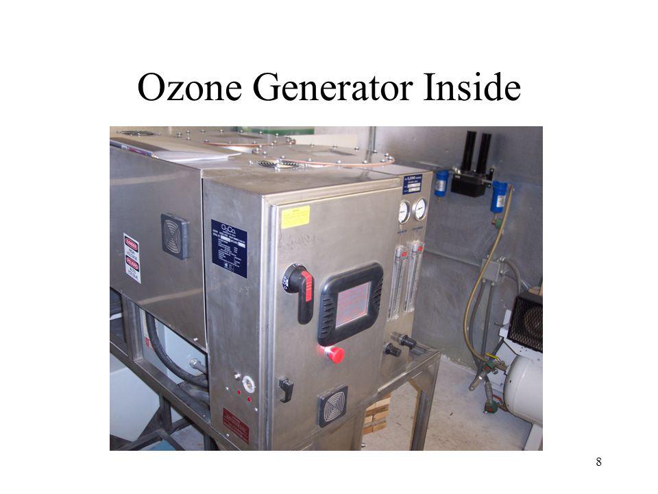 8 Ozone Generator Inside