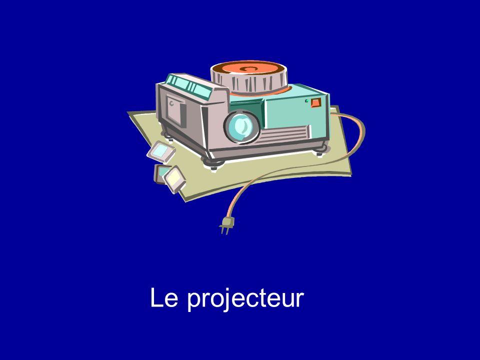 Le projecteur