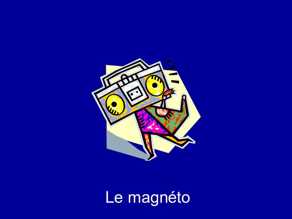 Le magnéto