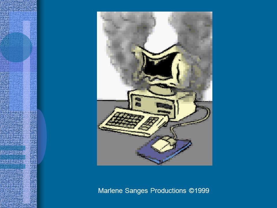 Marlene Sanges Productions ©1999