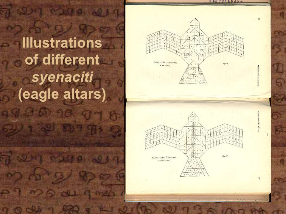 Classical mathematics in Sanskrit 499 the Âryabhatîya of Âryabhata Its second chapter is devoted to mathematics (ganita) This chapter includes a definition of the decimal place value notation