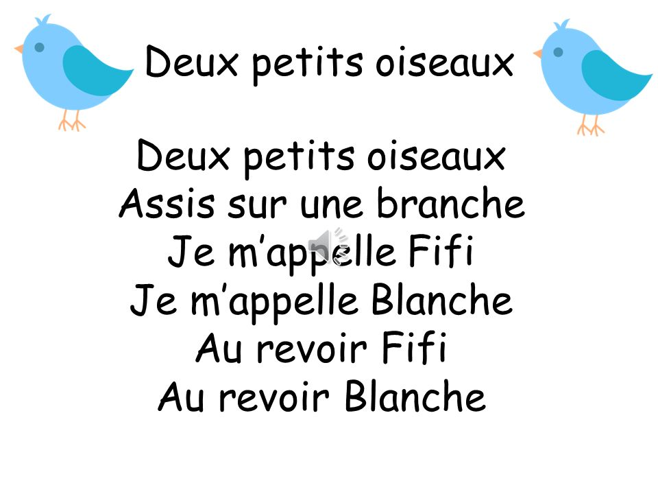 Bonjour Madame – song