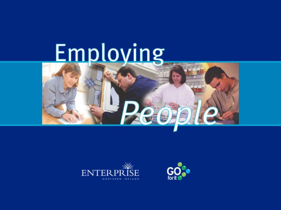Principles of Recruitment & Selection Efficient Effective Fair
