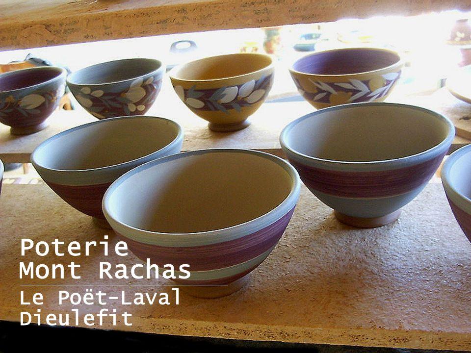 Mont Rachas Le Poët-Laval Poterie Dieulefit