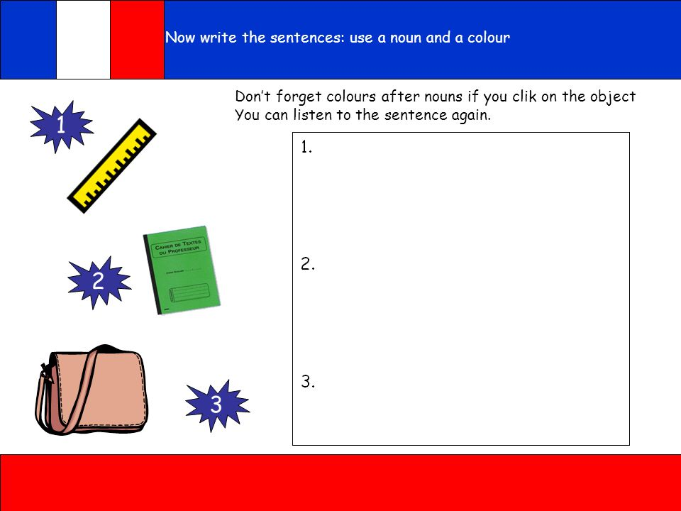 trev tiovle belu NOW unjumble the letters to find the correct colour