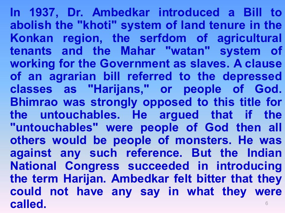 7 In 1947, when India became independent, the first Prime Minister Pt.