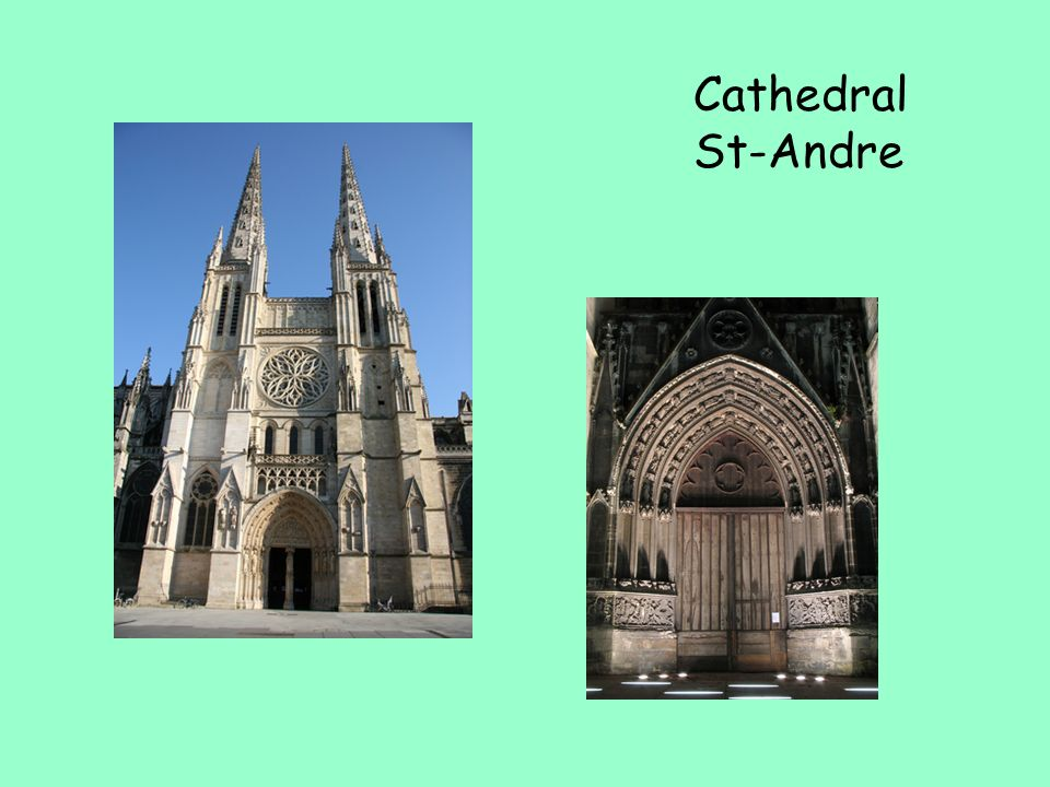 Cathedral St-Andre