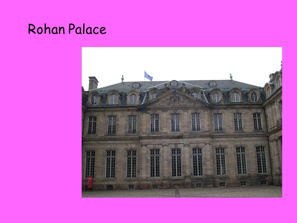 Rohan Palace